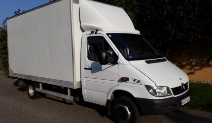 Mercedes-Benz Sprinter 413 MXF-532 - 1