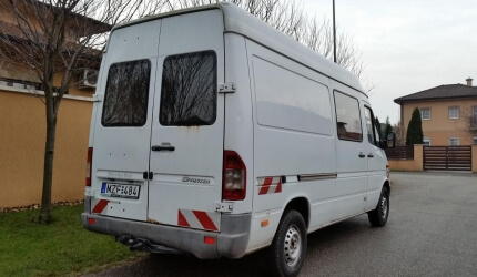 Mercedes-Benz Sprinter 313 MZF-484 - 2