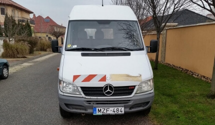 Mercedes-Benz Sprinter 313 MZF-484 - 1