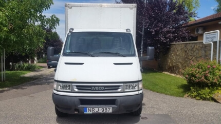 Iveco Daily 35C14 NRJ-987 - 3