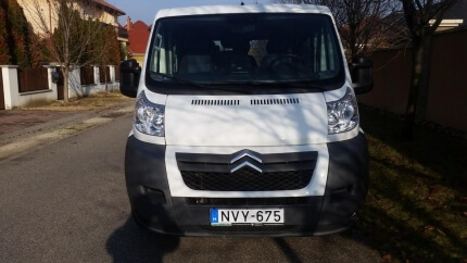 Citroen Jumper 3.0 NVY-675 - 2