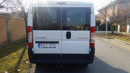 Citroen Jumper 3.0 NVY-675 - 4