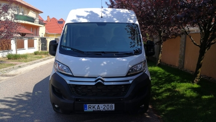 Citroen Jumper RKA-208 - 2